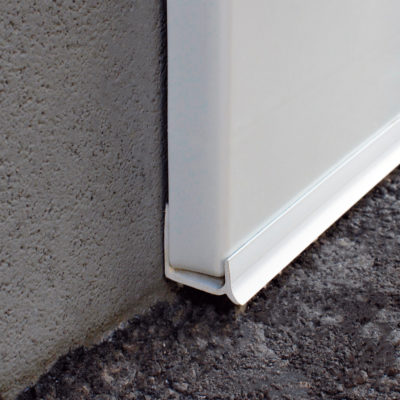 Wall Panel Profile - Lower