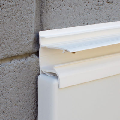 Wall Panel Profile - Upper